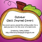October Journal Covers