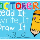 October Read and Writes {Daily Fluency Passages and Writin