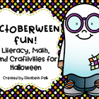 Octoberween Fun! {Literacy, Math, &amp; Craft Activities}