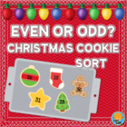 Odd and Even Holiday Freebie