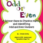 Odd and Even Spinner Game