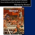 Odyssey Books 11 & 12: Study Questions, Point of View Acti