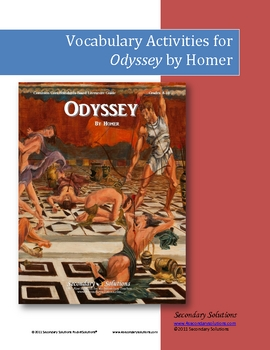 Odyssey Vocabulary Builder Activities