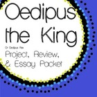 Oedipus Rex Pre-Essay Planning Sheet--Tragic Hero