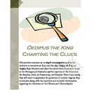 Oedipus the King (Oedipus Rex) Charting the Clues Activity