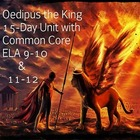 Oedipus the King Unit (15-Day):PowerP.,Reading Qs,Tests,Es