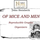Of Mice and Men~ Graphic Organizers