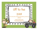 Off to the Zoo! A Science, Literacy, and Math Unit