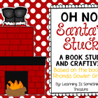 Oh No! Santa&#039;s Stuck Mini Unit and Craftivity