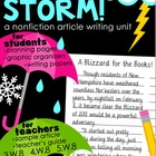 Oh, What a Storm! A Nonfiction Article Writing Unit