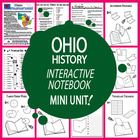 Ohio History Lesson-Common Core-Audio Included!