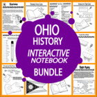 Ohio History Unit-State and Core Standard Aligned
