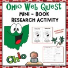 Ohio Research Mini-Book Activity Common Core