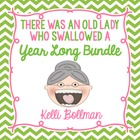 Old Lady Bundle Pack {10 Units for Year Long Fun!}