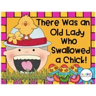 Old Lady Who Swallowed a Chick Retelling Pack