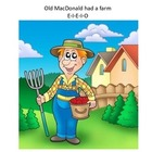 Old MacDonald had a farm (interactive material)