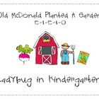 Old McDonald Plants a Garden Math and Literacy