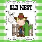 Old West - 2nd grade Common Core Standards