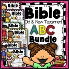 Old and New Testaments ABC's Bible Learning Activities
