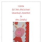 Olivia Art Craft and Literacy Activity