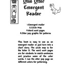 Ollie the Otter Emergent Reader