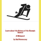 Olympic Games: A Webquest