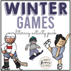 Olympic Winter Games Pack