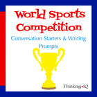 Olympics Conversation Starters & Writing Prompts