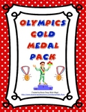 Olympics Gold Medal Pack