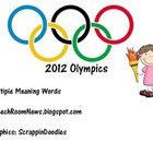 Olympics Language Activities