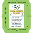 Olympics Math Worksheet