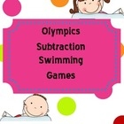 Olympics Subtraction Swimming {Common Core} Games