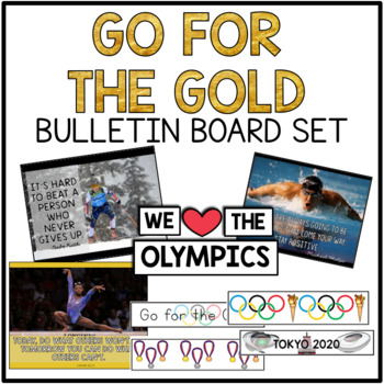 Olympics Themed Bulletin Board Borders/Trimmers