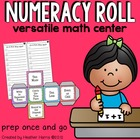 On A Roll Numeracy Centers