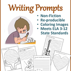 On-Demand Writing Prompts for Grades 3-8