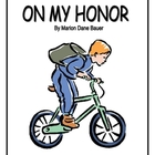 On My Honor by Marion Dane Bauer