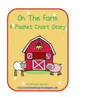 On The Farm - A pocket chart story