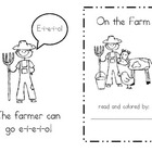 """On the Farm"" Emergent Reader"