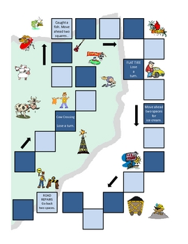 On the Road in Ohio Facts Trivia Game Activity - Printable