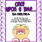 Once Upon a Time {the Math Pack}
