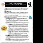 One Crazy Summer Facebook Creative Activity