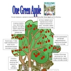 One Green Apple Menu Options