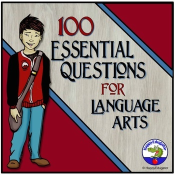 One Hundred Essential Questions for Language Arts