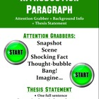 &quot;One Paragraph at a Time&quot; Essay Posters