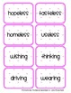 One Wonderful Night Prefix and Suffix Centers