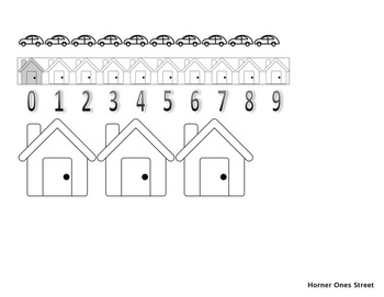 Ones Street: Tool to teach place value, adding and sizes o