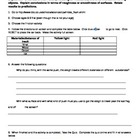 Online Friction and Forces Exploration Worksheet