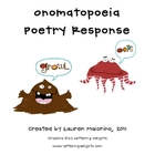 Onomatopoeia Poetry Response