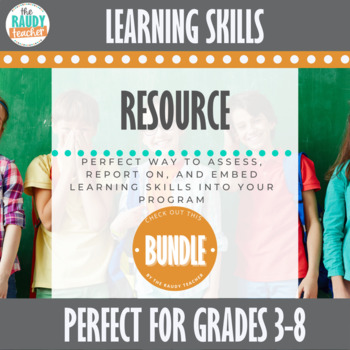 Ontario Learning Skills SUPER PACKAGE!