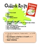 Oobleck Recipe (From Dr. Seuss&#039; Barthomew and the Oobleck)